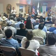 Continúa atención de gobierno de Jalisco con jaliscienses en EU
