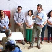 Inauguran cuarto comedor comunitario en Lagos de Moreno