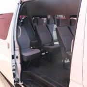Entrega SEDIS unidad de transporte a San Pedro Itzicán
