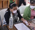 Personas mayores de La Cofradía en Tlaquepaque tramitaron su credencial INAPAM