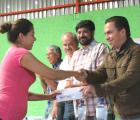 Entrega SEDIS a beneficiarios de programas sociales 250 millones de pesos en apoyos