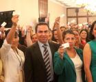Deposita SEDIS apoyos económicos a beneficiarios de programas sociales