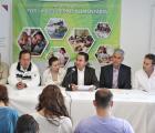 Firman SEDIS y Asociación Mexicana de Bancos de Alimentos convenio para implementación del programa de Seguridad Alimentaria