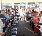Rinden protesta para la primera  Contraloría Social para programa de Adultos Mayores