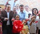 SEDIS inaugura un nuevo comedor comunitario en El Salto