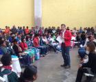 Dan apoyos económicos a estudiantes indígenas en Bolaños