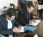 Firma SEDIS Convenio de Colaboración Social  con municipios y Universidad en CUValles