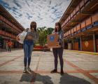 Jalisco Sin Hambre ha entregado más de 40 mil despensas a estudiantes de UdeG