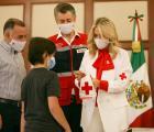 Arranca en Jalisco colecta 2021 de la Cruz Roja Mexicana