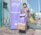 Continúa SSAS entrega de apoyos del programa Jalisco Te Reconoce