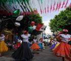 Conmemora Hogar Cabañas la independencia de México