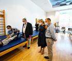 CRIT Teletón compartirá experiencia con albergues y unidades de rehabilitación a cargo del estado
