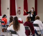 Inicia SSAS Diplomado de Blindaje Emocional  a personal de Hogar Cabañas