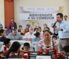 SEDIS inaugura primer comedor comunitario en El Grullo