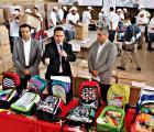 Presenta SEDIS paquetes de útiles  y 21 diseños de mochilas para el próximo ciclo escolar