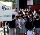 Concluye SEDIS consulta escolar para elegir el diseño de mochilas con útiles gratis