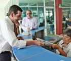 Presenta la SEDIS denuncia ante la FGE, por venta de mochilas en Chiapas