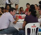 Realizan taller de planeación participativa con habitantes de Villa Purificación