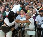 Entrega SEDIS apoyos a adultos mayores