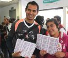 Logra SEDIS meta de inscripción de 153 mil estudiantes en el programa social de Bienevales