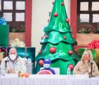 Gobernador de Jalisco, IP y sociedad civil presentan programa 'Navidad para las y los superhéroes'