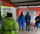 """Autoridades de los tres niveles de gobierno instalan Puesto de Mando en puerto Vallarta para atención a población por """"Nora"""""""