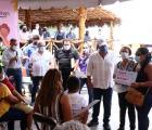 Fortalecen apoyos sociales la reactivación económica de las familias en las regiones 8, 10 y 11 de Jalisco