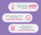 Abre SSAS convocatoria a Organizaciones Civiles para solicitar  Apoyo por Coinversión