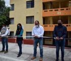 Entrega SSAS unidades habitacionales en Tonalá rehabilitadas mediante la reconstrucción del tejido social
