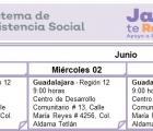 Activación de brigadas Jalisco te Reconoce al interior del estado del 31 mayo al 04 de junio